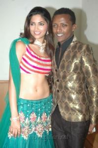 Parvathy Omanakuttan, Sidney Sladen at NEFERTARI Fashion show stills