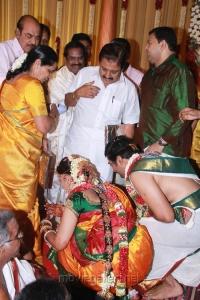 Sivakumar at Sneha & Prasanna Wedding Photos
