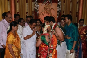 Sivakumar, Lakshmi at Sneha & Prasanna Wedding Photos