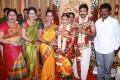 Majula, Preetha, Sridevi at Sneha & Prasanna Wedding Photos