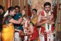 Preetha Vijayakumar at Sneha & Prasanna Wedding Photos