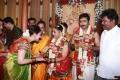 Sridevi Vijayakumar at Sneha & Prasanna Wedding Photos