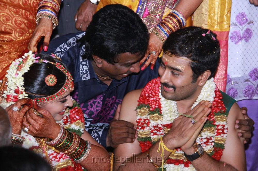 Picture 226351 Nikhil At Sneha Amp Prasanna Wedding Photos