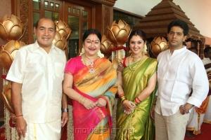 Vijaykumar, Manjula, Sridevi, Rakul