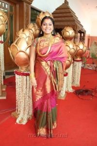 Aparna Pillai at Sneha & Prasanna Wedding Function Stills
