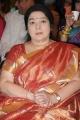 Actress Latha at Tania and Hari Wedding Reception Stills