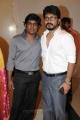 YUvan Shankar Raja, Vishnuvardhan at Tania and Hari Wedding Reception Stills