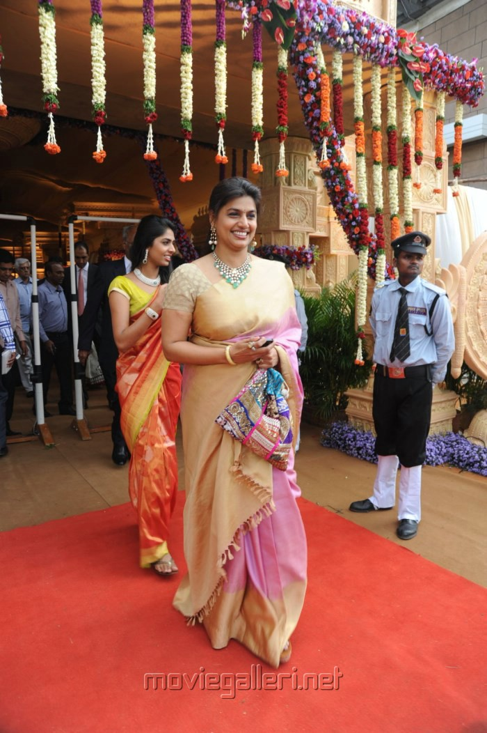 Picture 540130 Pinky Reddy Balakrishna Second Daughter