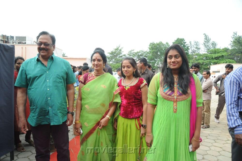 Picture 540430 Krishnam Raju Family Balakrishna Second