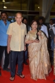 Krishna, Vijaya Nirmala at 64th Filmfare Awards South 2017 Red Carpet Photos