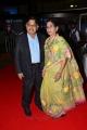 Allu Aravind, Allu Nirmala at 64th Filmfare Awards South 2017 Red Carpet Photos