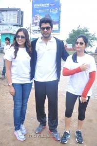 Celebs @ Hyderabad 10K Run Photos