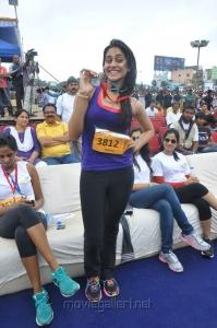 Regina Cassandra @ Hyderabad 10K Run Photos