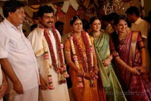 Actress Nagma @ Karthi Ranjani Marriage Photos