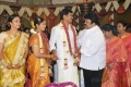 Prabhu, Punitha @ Actor Karthi Ranjani Marriage Photos