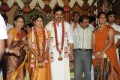 R.V.Udayakumar @ Actor Karthi Ranjani Marriage Photos