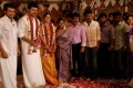 Pandiarajan, Prithvi @ Actor Karthi Ranjani Marriage Photos