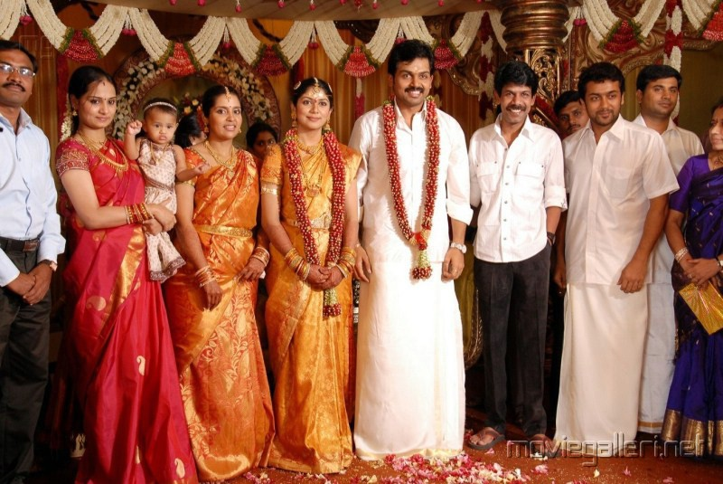 Bala Actor Karthi Ranjani Marriage Photos