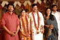 Karthik Kumar, Mirchi Suchitra @ Karthi Ranjani Marriage Photos