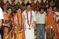 R.V.Udayakumar @ Actor Karthi Ranjani Marriage Photos