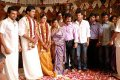 Pandiarajan, Prithvi @ Actor Karthi Ranjani Marriage Photos