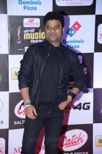 Devi Sri Prasad @ Mirchi Music Awards South 2015 Red Carpet Photos