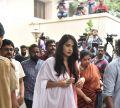 Actress Anushka Pay Homage To Harikrishna Stills