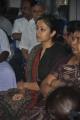 Jyothika Pay Last Respects to Manjula Vijayakumar Stills