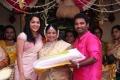 Anchor Ramya @ Shobi - Lalitha Baby Shower Function Stills
