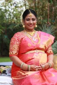 Celebs @ Shobi - Lalitha Baby Shower Function Stills