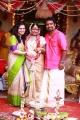 Dhivyadharshini (DD) @ Shobi - Lalitha Baby Shower Function Stills