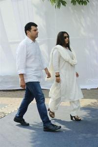 Vidya Balan Visit Sridevi Condolence Meet Photos