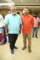 MM Keeravani, SS Rajamouli at Tungabhadra Special Show Stills