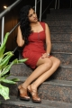 Actress Chaitra Hot Stills at Sahasra Audio Launch