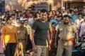 Shraddha Srinath, Vishal, Robo Shankar in Chakra Movie HD Images