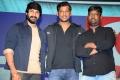 Ramana, Vishal, Pavan Tej Konidela @ Chakra Movie Pre Release Event Stills