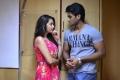 Diksha Panth, Sailesh Bolisetti in Chal Chal Gurram Movie Stills