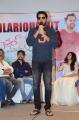 Hero Nithin @ Chal Mohan Ranga Movie Success Meet Stills