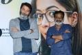 Trivikram Srinivas, Sai Korrapati @ Chalo Movie Teaser Launch Stills