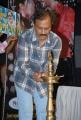 D Srinivasa Rao at Chammak Challo Movie Audio Release Photos