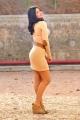 Actress Catherine Tresa in Chammak Challo Movie New Stills