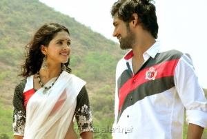Sanchita Padukone, Varun Sandesh in Chammak Challo Telugu Movie Stills
