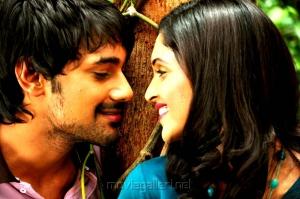 Varun Sandesh,Sanchita Padukone in Chammak Challo Telugu Movie Stills