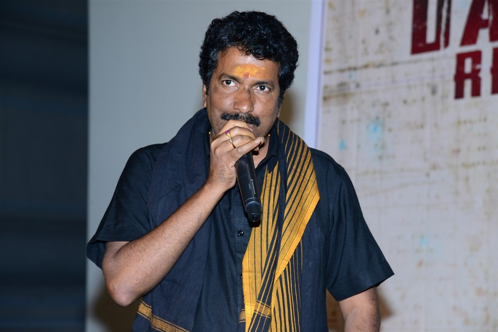 Producer Anil Sunkara Ramabrahmam @ Chanakya Movie Press Meet Stills