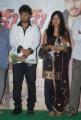 Tanish, Ishita Dutta at Chanakyudu Movie Audio Release Stills