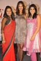 Amitha Rao, Lakshmi Manchu, Shamili @ Chandamama Kathalu Movie Press Meet Stills