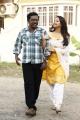 Swetha Basu, Karunas in Chandamama Movie New Stills