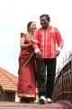 Swetha Basu Prasad, Karunas in Chandamama Movie Photo Gallery