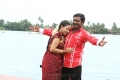 Swetha Basu, Karunas in Chandamama Tamil Movie Photos