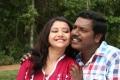 Swetha Prasad, Karunas in Chandamama Movie Photo Gallery